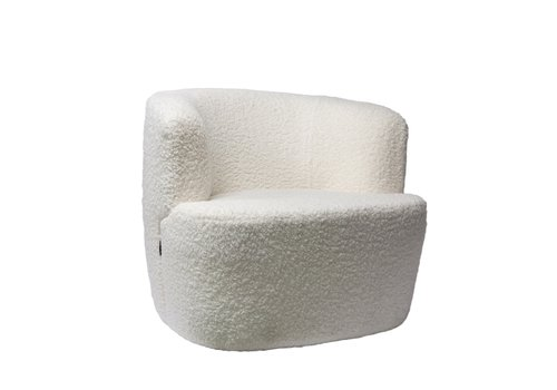 Dome Deco Lounge chair 'Hugo' - Sherpa