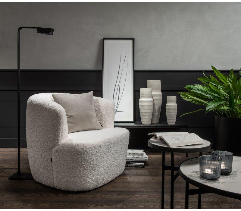 Lounge chair 'Hugo' - Sherpa