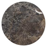 Salontafel 'Moma' - Emperador Marble - 40 cm