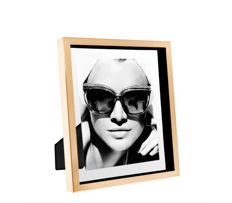 Large picture frame Mulholland XL in rose gold