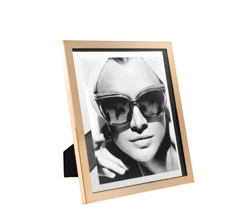 Large Picture frame Brentwood XL in rose gold