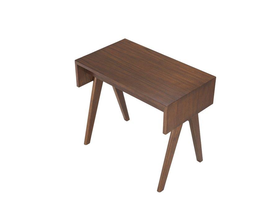 Schreibtisch 'Fernand' - Brown