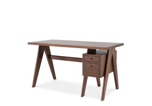 EICHHOLTZ Desk Jullien - Brown