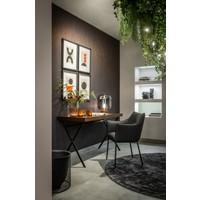 Schreibtisch 'Plato' - Maccasar Wood brown - 140 cm