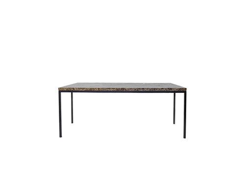 Dome Deco Coffee table 'Moma' - Emperador Marble - 100 cm