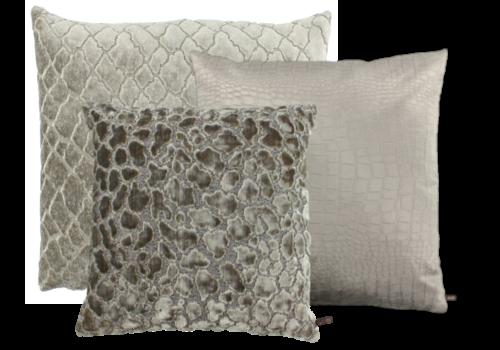 CLAUDI Cushion combination Sand/Taupe: Paride, Opila & Ochnicio