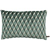 CLAUDI Throw pillow Dinandi Dark Mint