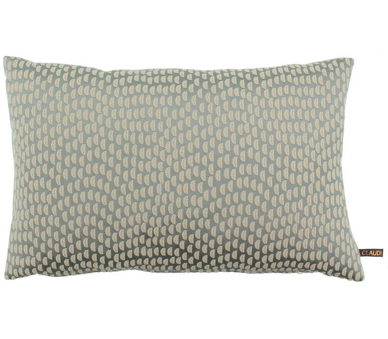 Throw pillow Sudine Mint
