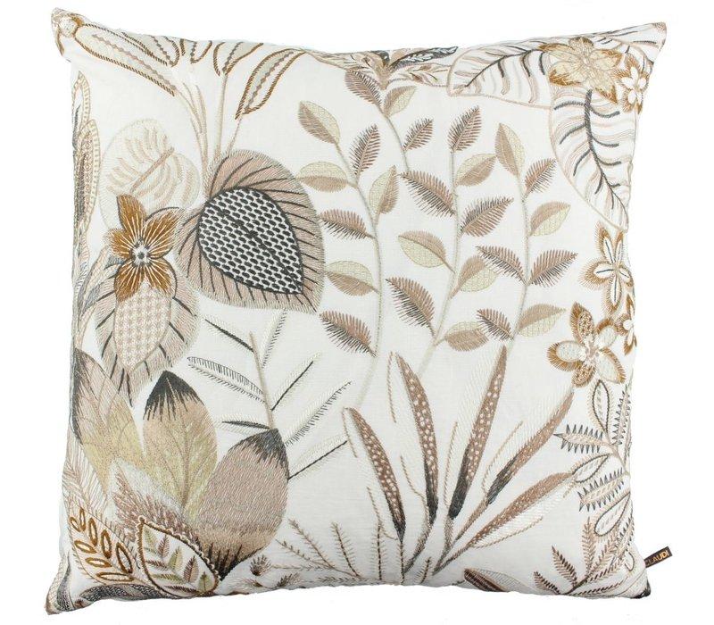 Throw pillow Teresa Ash Rose