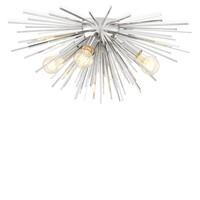 Deckenlampe 'Boivin' - Nickel