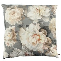 Cushion Bibi Classic Flowers Nude / Gold