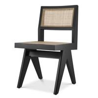 Dining chair 'Niclas' - Black