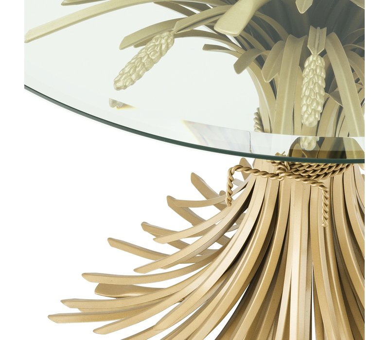 Design bijzettafel 'Bonheur' hoogte 70 cm