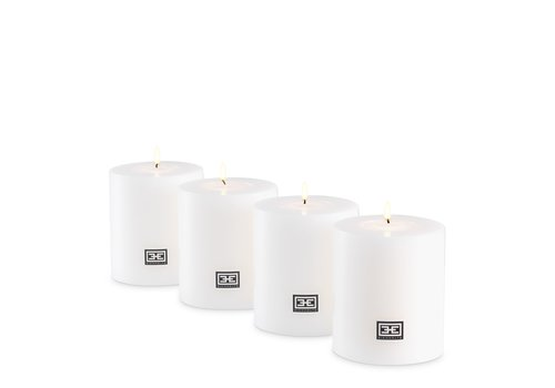 EICHHOLTZ Artificial candles XL - 2 pieces - 108114