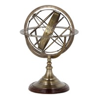 Dekoration 'Globe' L - Bronze