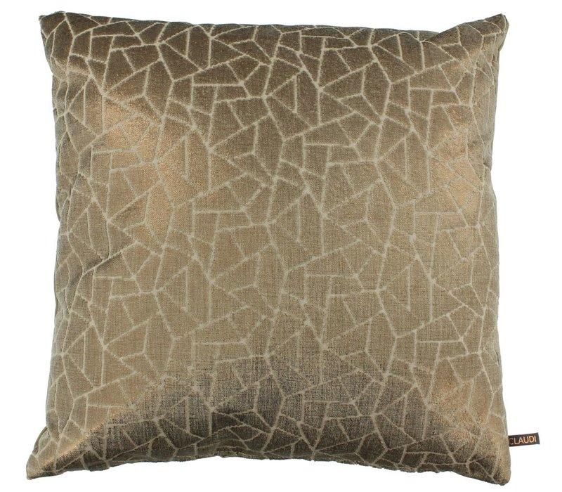 Throw pillow  Marsha Bronze