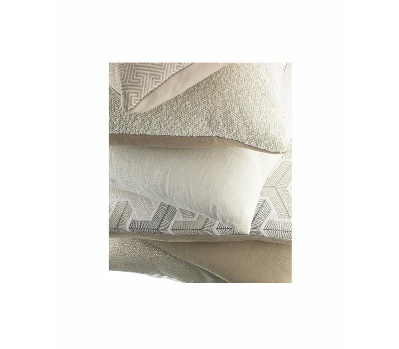 Throw pillow Tanja Off White