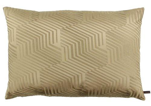 CLAUDI Cushion Zirkon Gold