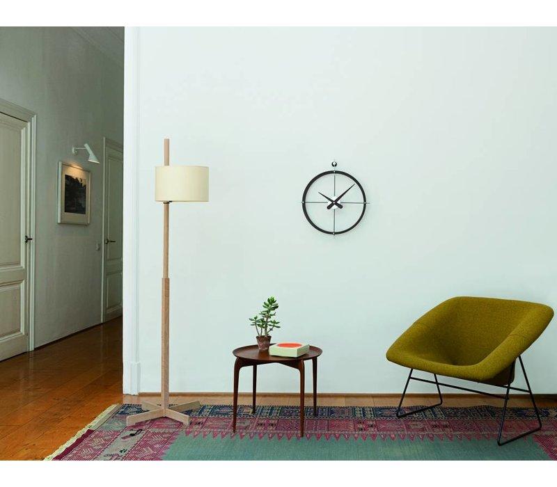Design wall clock 2 Puntos diameter 55cm
