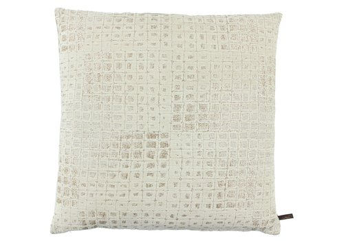 CLAUDI Cushion Tini Off White