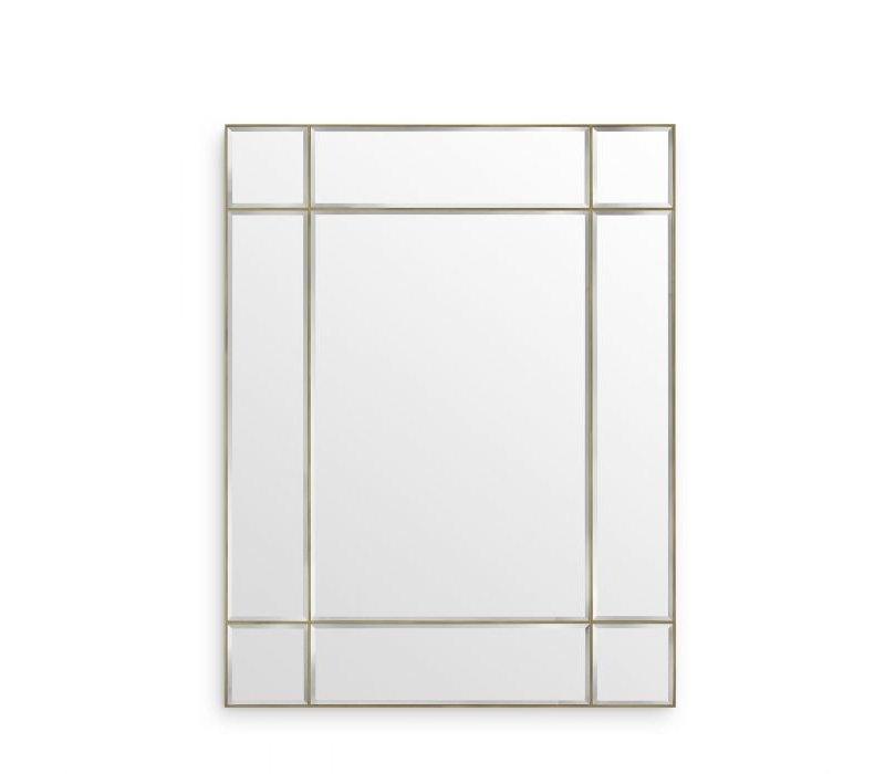 Mirror 'Beaumont' - XL - Vintage Brass