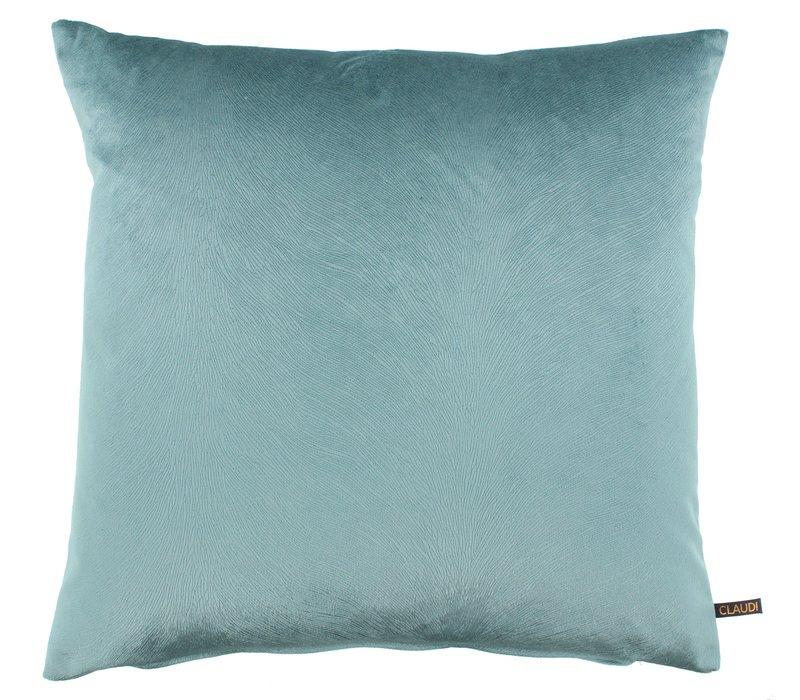 Kissen Perla Farbe Iced Blue
