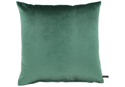 CLAUDI Kissen Perla Dark Mint new