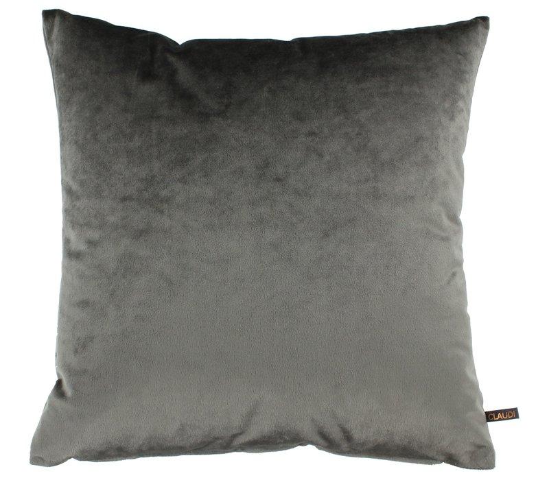 Cushion Paulina Dark Taupe new