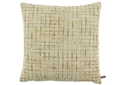 CLAUDI Cushion Verle Gold
