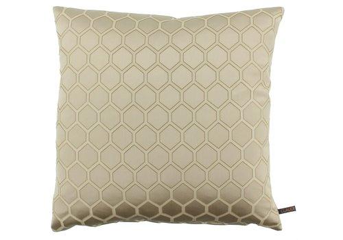 CLAUDI Cushion Etna Bronze