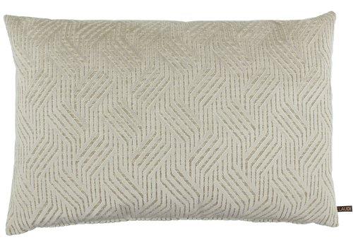 CLAUDI Cushion Paolina Off White