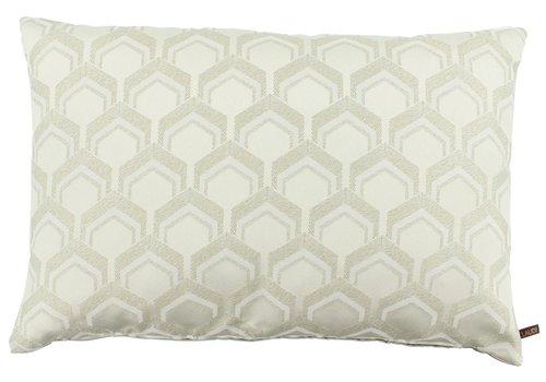 CLAUDI Cushion Quinn Off White