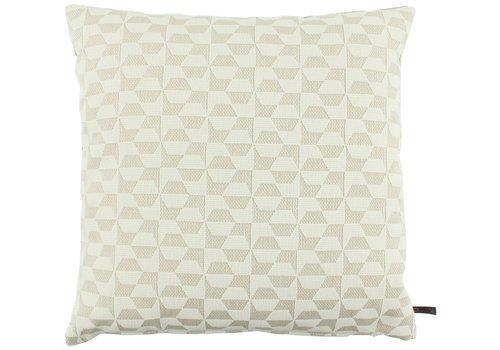 CLAUDI Cushion Gabri Off White