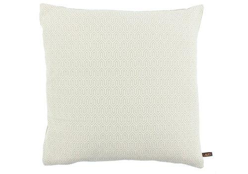 CLAUDI Cushion Solstice Off White