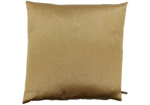 CLAUDI Cushion Kallora Mustard