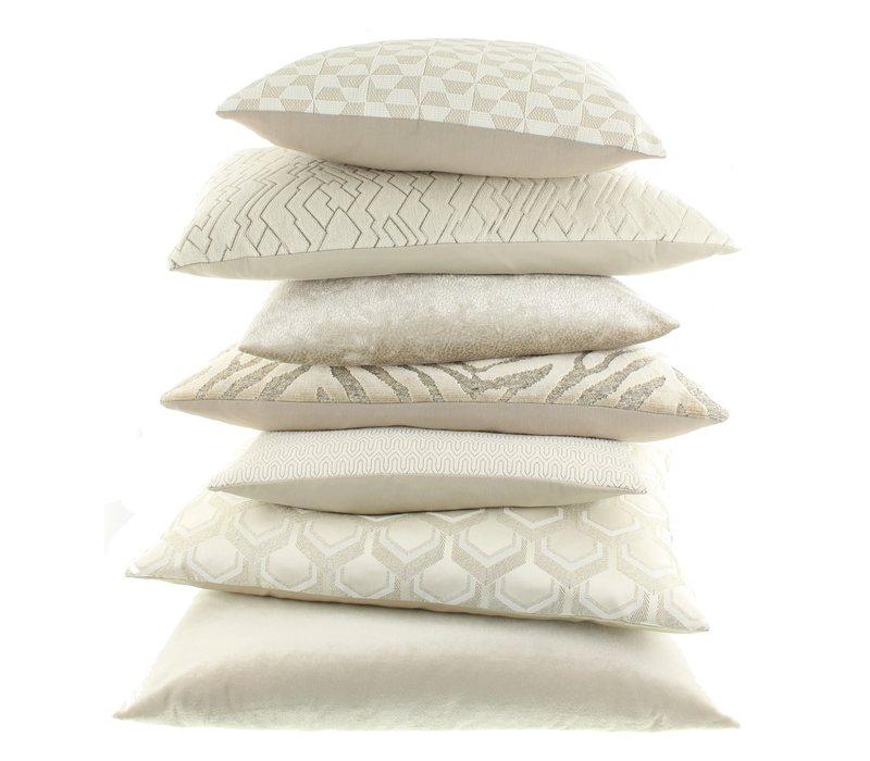 Cushion Paco Off White