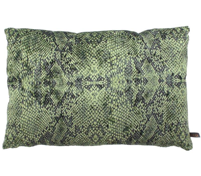 Cushion Snake Ice Olive
