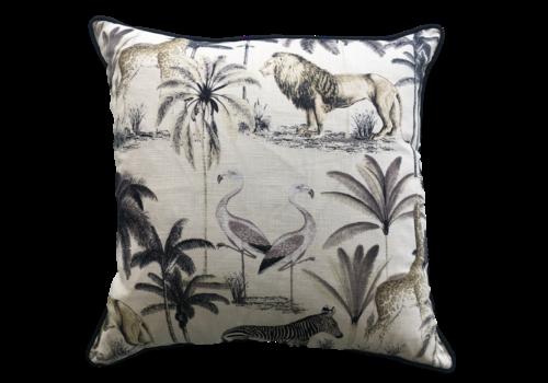 Leïlah Cushion Madagaskar