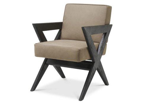 EICHHOLTZ Dining chair Felippe - Beige