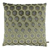 CLAUDI Throw pillow Imperiale Olive