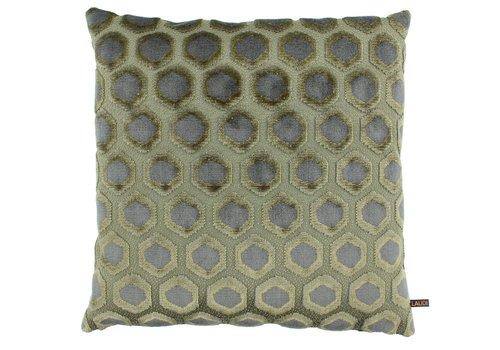 CLAUDI Cushion Imperiale Olive