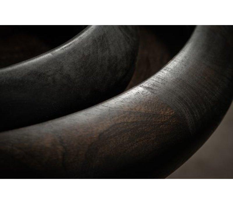 Plate 'Wood' - M