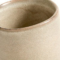 Cup 'Mame' - set of 2 - in the color Oyster