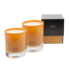 Dome Deco Scented candle Aujourd'hui - Set of 2 - M & L