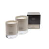 Dome Deco Scented candle Amoureuse - Set of 2 - M & L