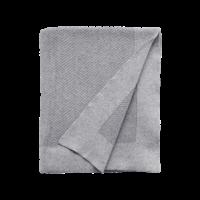 Plaid 'Carmel' Ash 125x150cm