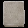 Heirloom / Mulberi by Furtex Plaid 'Palomar' Light Taupe 125x150cm