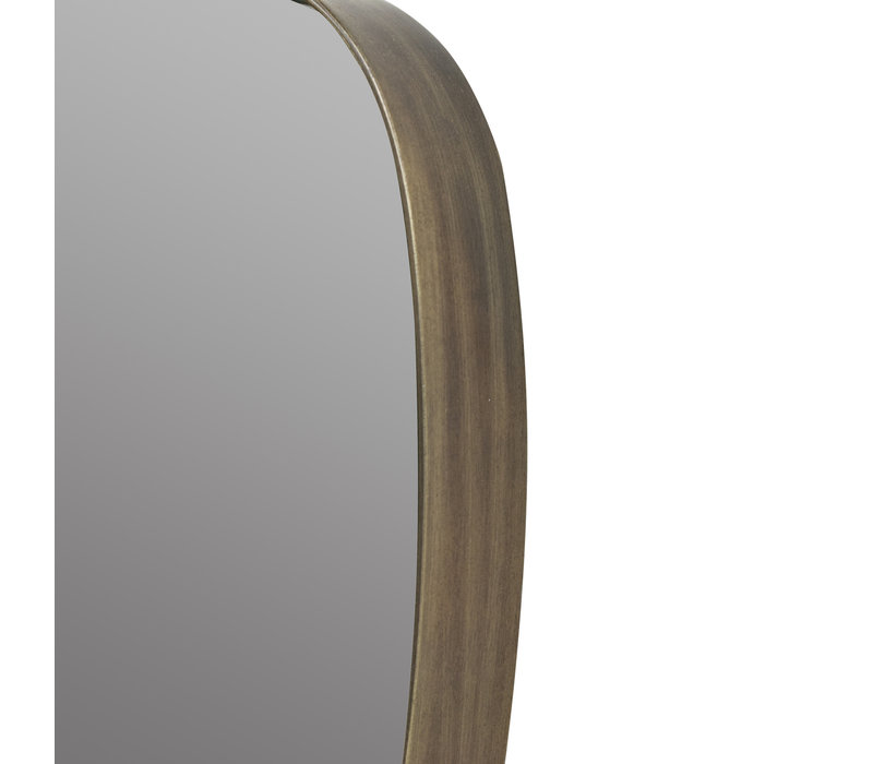 Oval mirror - S