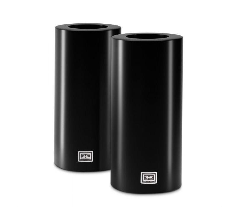 Artificial Candles M - 2 pieces - 12x25 cm