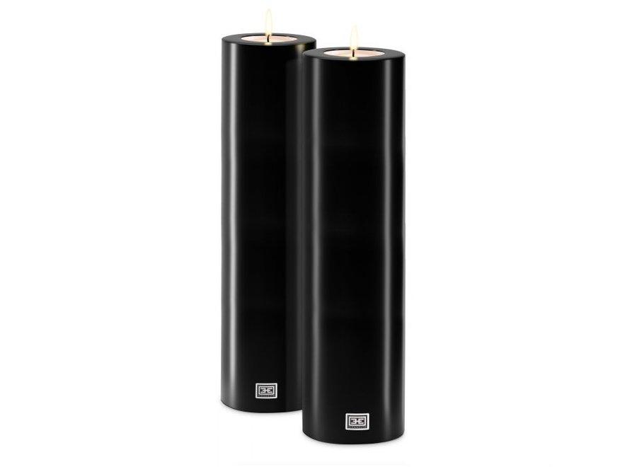 Kaarsen set XL - 2 stuks - 12x45 cm